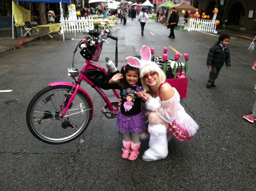 Bubble bunny fan in 04/2013